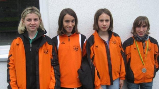 Jugend Grand Prix der Leichtathletik in Meran