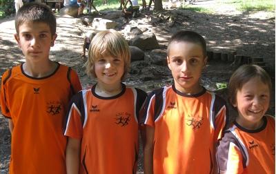 Jugendberglauf in Laag