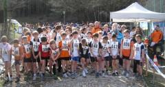 Auch heuer wieder werden zahlreiche Jugendliche beim Jugendberglauf in Rungg auf den Startschuss warten