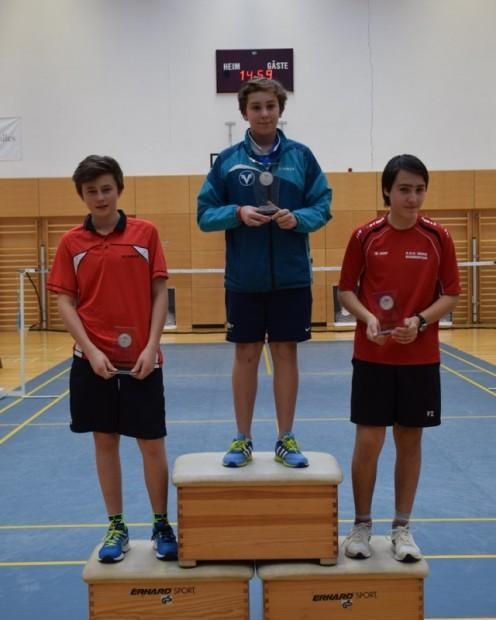 Jugendcup Mals Tobi und Hannes