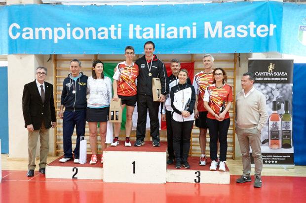 Platz 2 für Sonja und Aldo