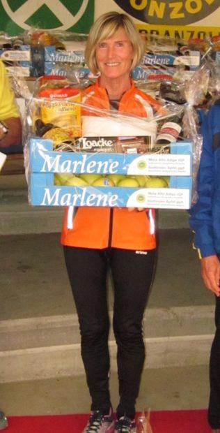 Marlene Zipperle erzielte mit dem 11. Gesamtrang die beste Platzierung des ASC Berg