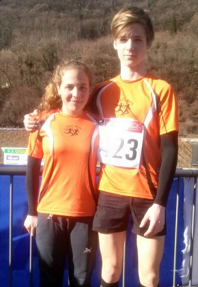 Für Lena Göller und Alexander Malfer hat die neue Laufsaison bereits begonnen