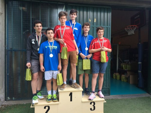 Gold für Lukas Pircher mit Partner Martin Chizzali, Bronze für Felix Buratti und Thomas Florian