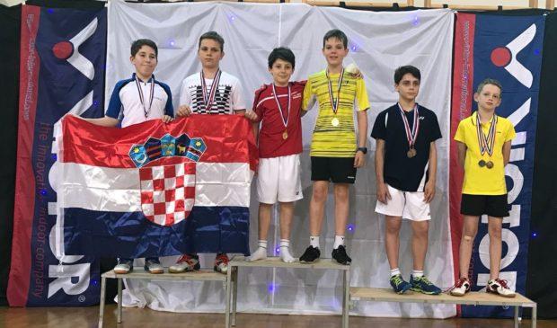 Gold für Marco Danti und Simone Piccinin