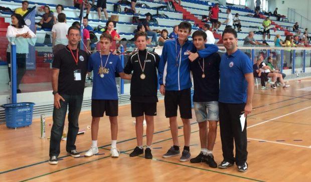 Gold für Lukas Pircher U17