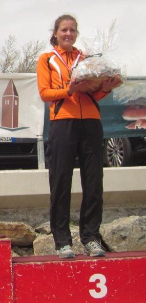 Franziska Hack: Bronze bei der Landesmeisterschaft