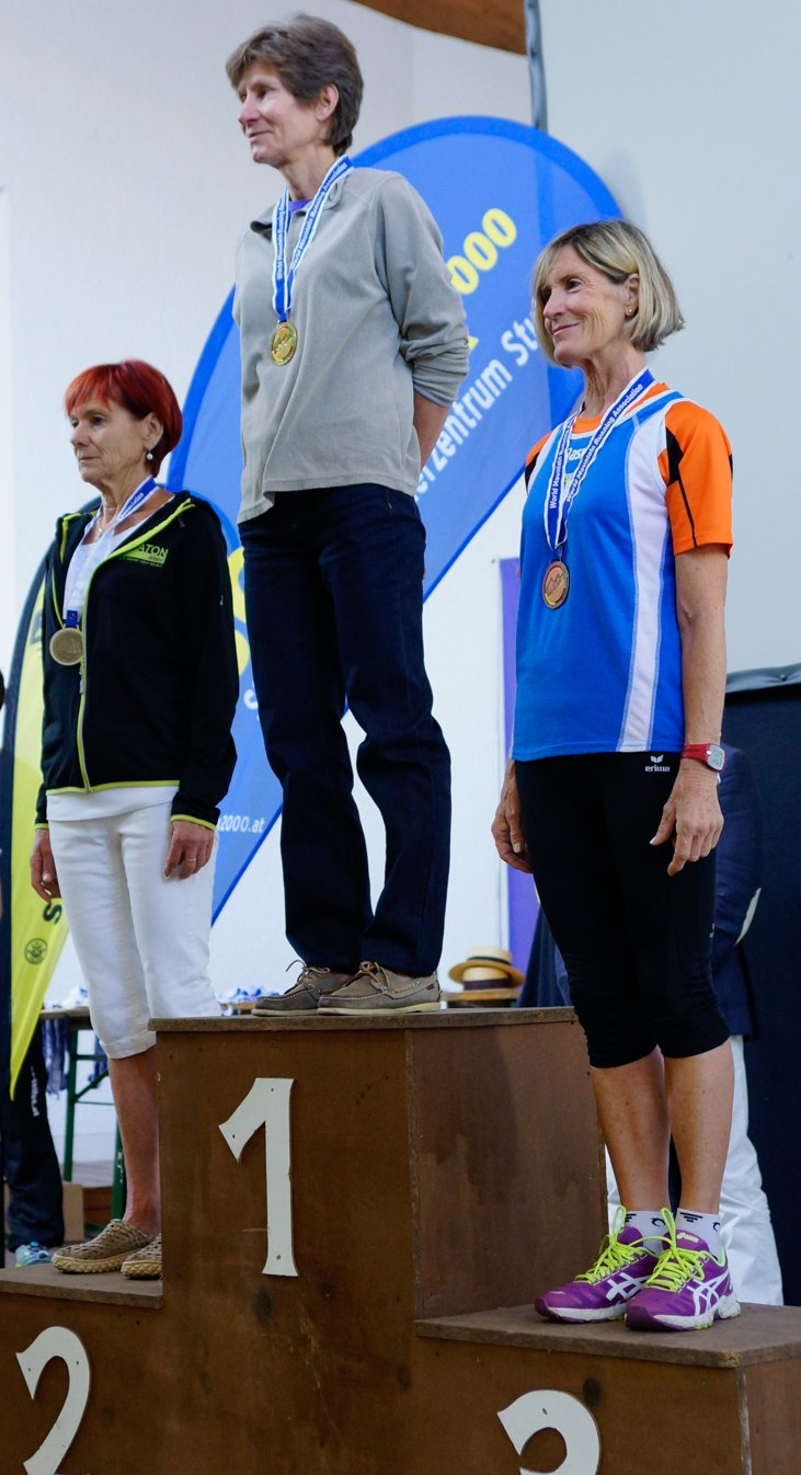 Bei der Berglauf-WM erfolgreich: Marlene Zipperle (Foto: Walter Mayerhofer - www.staubai-bilder.at)